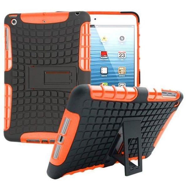 iPad Mini Heavy Duty Impact Hybrid Armor Kick stand Hard Case