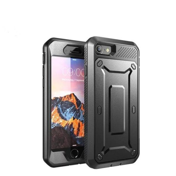 iphone 67 black strong protective case