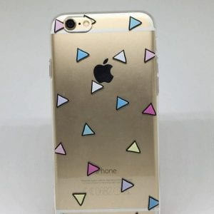 Triangle Pattern iPhone 7 Case1