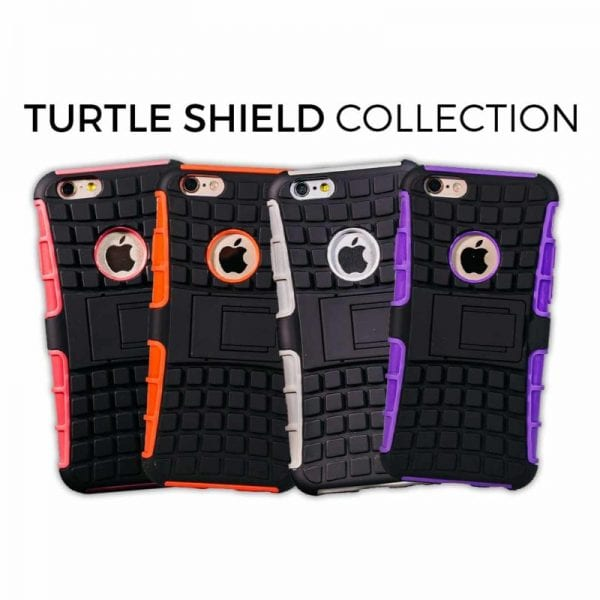 Turtle Shield phone cases