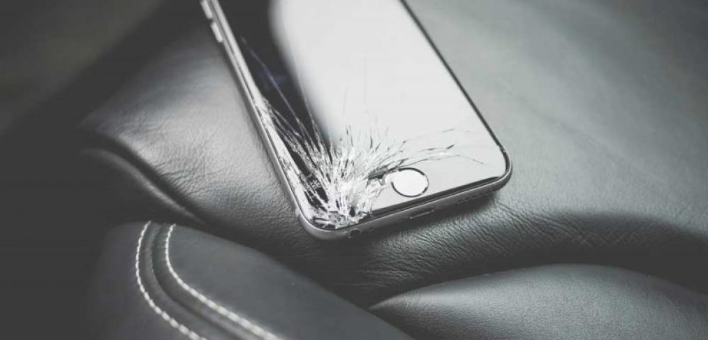 What are the Incidents that lead to Phone Breakage